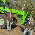 Merlo 34. 7 and Allgrowth Production Team